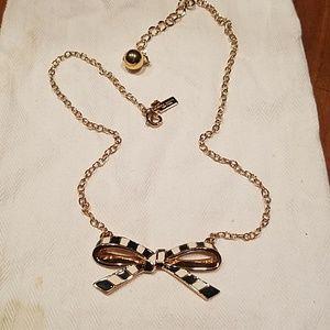 Gorgeous enamel Kate spade necklaces